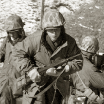 Marines at the Chosin Reservoir